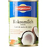 Morgenland Lait de Coco 22% Matières Grasses Bio 400 ml