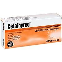 Cefathyreo Tabletten 100 stk preisvergleich bei billige-tabletten.eu