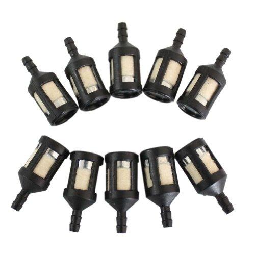 Zama zf-1Kraftstofffilter (10Pack) Sears Craftsman Poulan Weedeater # zf-1, 10Stück (Poulan Air Filter)