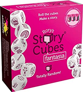 The Creativity Hub rsc28la Historia de Rory Cubos Fantasia, Pack de 1