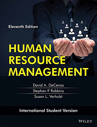 Human Resource Management - ISV