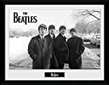GB eye Ltd Gerahmtes Foto, Motiv The Beatles/Capitol Hill, 41x31cm