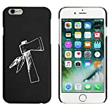 Black 'Tomahawk Weapon' Case / Cover for iPhone 6 & 6s (MC00042969)
