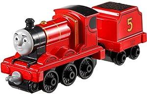 MATTEL Fisher Price dxr61–Thomas Adventures grandes Locomotora James, Preescolar de parte Mundos