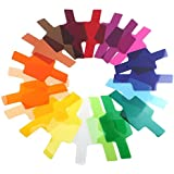 Filtro - SODIAL(R)20 Color Filtro de iluminacion de geles fotografico para Canon/ Nikon/ Oloong/ Yongnuo FLash/ Speedlite