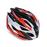 Best Bicycle Bicycles For Seniors - YONKER Cycling Helmet FUSION with Adjuster SENIOR SIZE Review