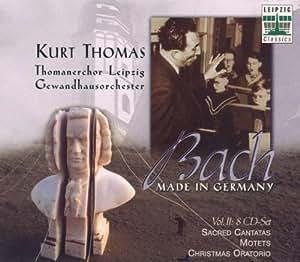 Bach - Made in Germany Vol. II (Kantaten, Motetten, Weihnachtsoratorium)