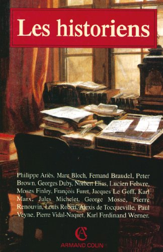 Les historiens par Collectif, Véronique Sales