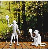 Kreative Affe Kronleuchter Hanfseil Decke Wohnzimmer Anhänger Abhängungen Lampen,kronleuchter schwarz,kronleuchter gold,tischlampe schwarz,tischlampe touch,wandleuchte schwarz