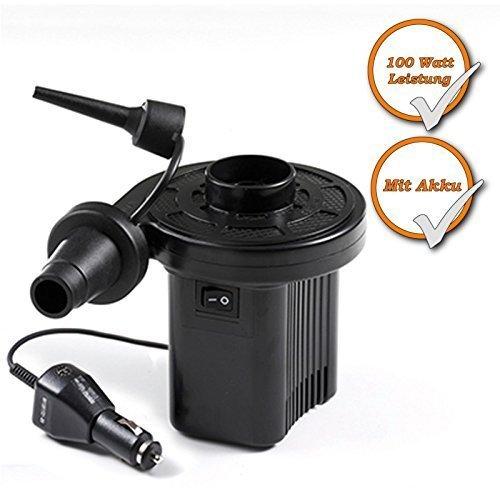 Elektro-Kompressorpumpe Verschiedene Adapter