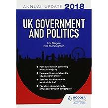 UK Government & Politics Annual Update 2018