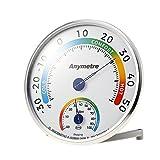 Misuratore di umidità e temperatura temperatura e umidità per interni ed esterni termometro per bambini,casa
