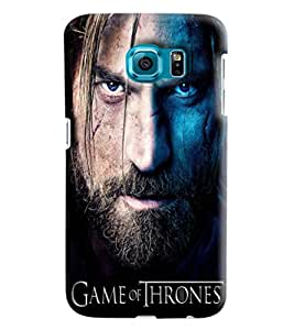 Blue Throat Game Of Throns Printed Designer Back Cover/Case For Samsung Galaxy S7 Edge