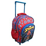 MCM SP0234 - Spiderman Zainetto per Bambini, 30 cm, Rosso/Blu