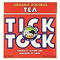 Tick Tock Original Organic Rooibos Tea Bags 40 per pack