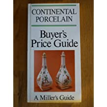 Continental Porcelain (Buyer's price guides)