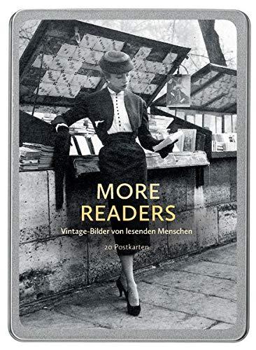 More Readers: Vintage-Bilder von lesenden Menschen