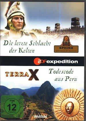 Terra X - Die letzte Schlacht der Kelten/Todescode aus Peru