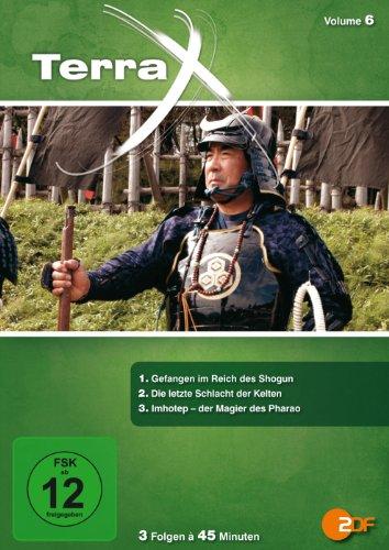 Terra X - Volume 6: Gefangen im Reich des Shogun / Die letzte Schlacht der Kelten / Imhotep