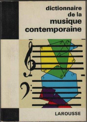 Dictionnaire de la musique contemporaine