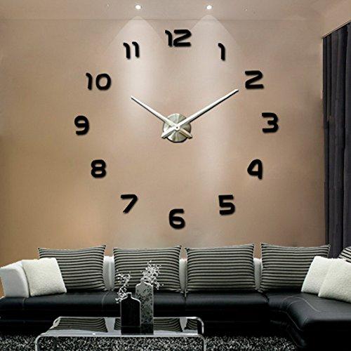 reloj de pared reloj creativo para saln dormitorio moderno de fabricacin