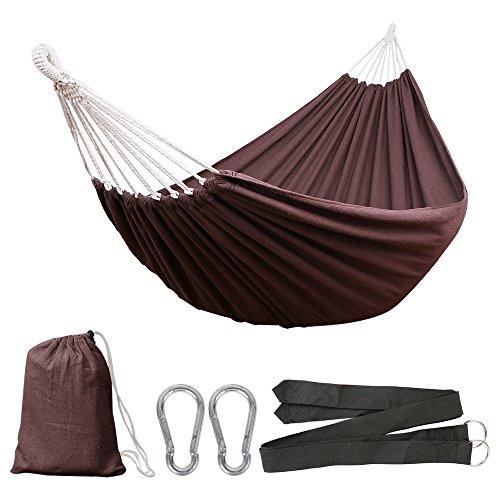 Anyoo Hamac d'extérieur de Camping, en Plein air Portable en Toile,...