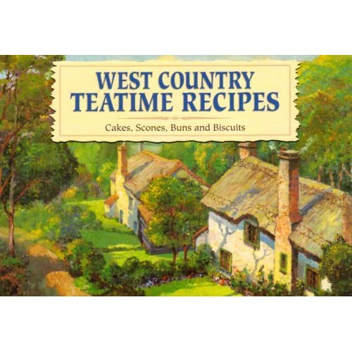 Favourite West Country Teatime Recipes (Favourite Recipes) by Terry Whitworth (Illustrator) (1-Mar-2003) Paperback