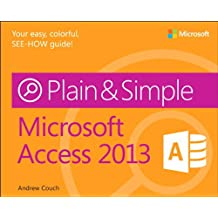 Microsoft Access 2013 Plain & Simple