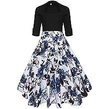 Amazon.it  i vestiti eleganti da donna corti 644e4cecfdec