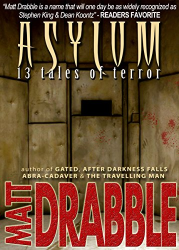 ebook: Asylum - 13 Tales of Terror (B00BPSS4XG)
