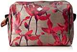 Oilily Damen Jolly Washbag MHz 1 Clutch, Rot (Dark Red), 6x16x23 cm