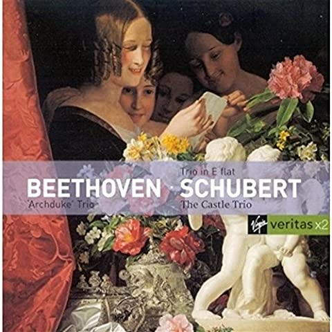 Beethoven: Archduke Trio / Schubert: Trio in E Flat by Beethoven (2002-05-07)