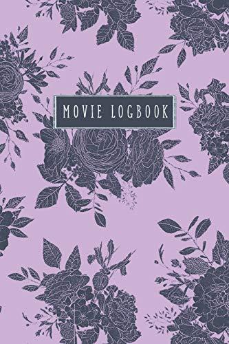 Movie Logbook: Film Tracker Journal
