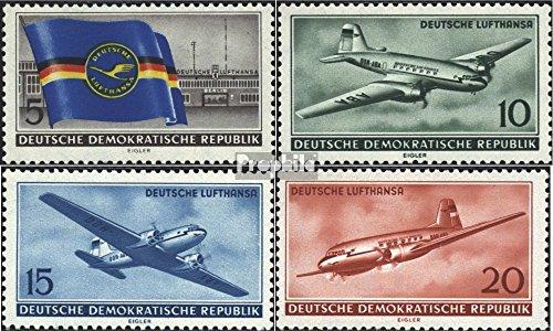 ddr-512-515-completaproblema-1956-lufthansa-francobolli-