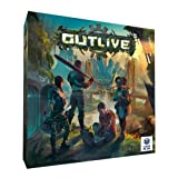 Brotherwise Games BREOUT01 Outlive, Multicolore