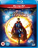 Doctor Strange (3D) [Blu-ray] [Import anglais]
