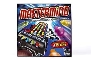 Mastermind - Jeu de societe Mastermind - Jeu de stratégie - Version française