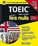 Le TOEIC Tout-en-Un pour les Nuls Concours, nouvelle édition conforme au nouveau test 2018...