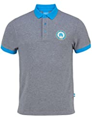 Polo OM - Collection officielle Olympique de MARSEILLE - Taille adulte homme