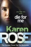 Die For Me (The Philadelphia/Atlanta Series Book 1)