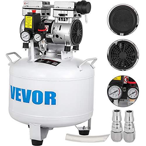Moracle Compresor Aire sin Aceite Silencioso 8.8 Galones