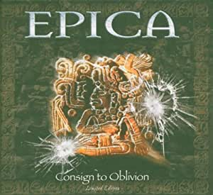 Consign to Oblivion (CD+Dvd)