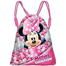 2fc2c7191 Karactermania Minnie Mouse Bubblegum Bolsas con Cordón, 43 cm, ...