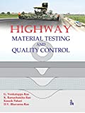 Highway Material Testing and Quality Control
