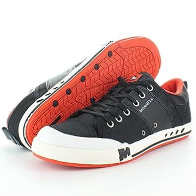 Merrell Rant Sneakers Carbon, Black, 40