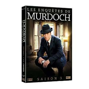 Les Enquêtes de Murdoch - Saison 3 - Vol. 2