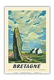 JIA KOAH Brittany (Bretagne) Northwest France Zinn Wand