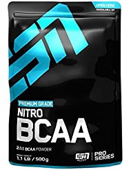 ESN Nitro BCAA Powder, Cola, 500g