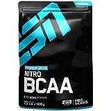 ESN Nitro BCAA Powder, Raspberry Ice-Tea, 500 g