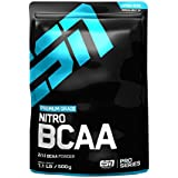 ESN Nitro BCAA Powder, Lemon Ice-Tea, 500 g